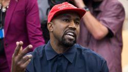 Kanye West scoort maar 2 procent in peilingen voor verkiezingen