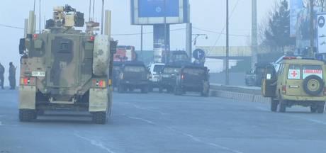 Negen doden in Kabul, Taliban achter aanval