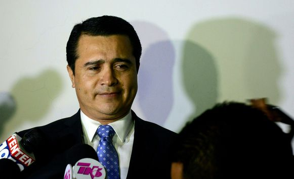 Juan Antonio (Tony) Hernandez is in New York veroordeeld voor drugshandel en wapendelicten.
