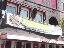 Haagse vrouwen van plezier zitten zonder werk, ADO-fans fleuren lege Geleenstraat op