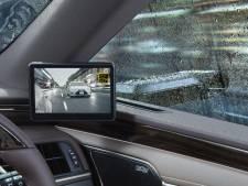 Lexus verslaat Audi bij introductie eerste digitale buitenspiegels