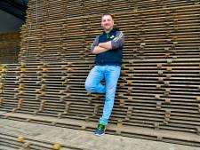 Tentenbouwers Van Ham uit Bladel werken nu als loodgieter of monteur van zonnepanelen