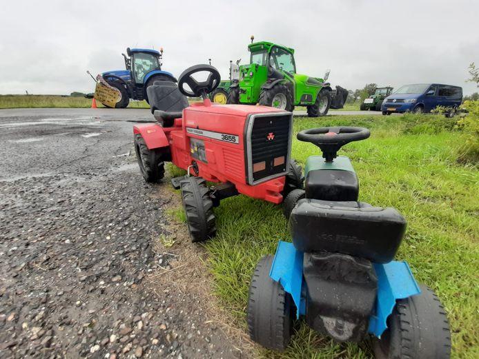 Op de psychische gezondheid van boeren hebben veel factoren invloed. ,,Boeren ervaren veel stress'', zegt GGD-onderzoeker Rilana Wessel. ,,We zien nu allemaal de beelden van protesterende boeren. Wij wilden weten wat ertoe bijdraagt dat ze die stress ervaren.''