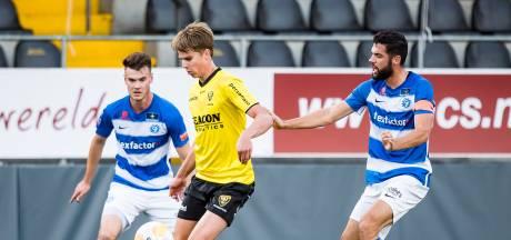 De Graafschap wint in oefenduel met ruime cijfers van VVV-Venlo