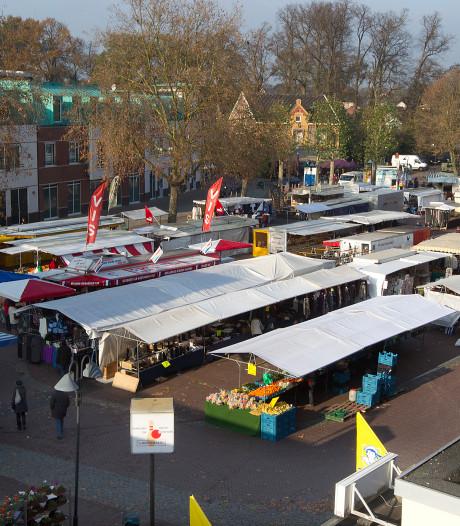 Geschorste vishandelaar van de markt in 's-Heerenberg stapt op