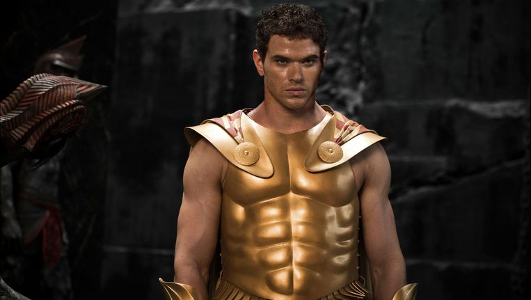 De film 'Immortals' is voor de meesten alleen in de bioscoop nog in 3D te kijken. Beeld Photo News