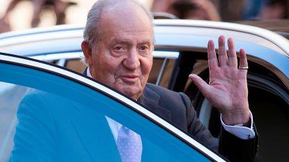 Spaanse koning Juan Carlos volgens Portugese media in Estoril bij Lissabon, volgens Spaanse media op Dominicaanse Republiek