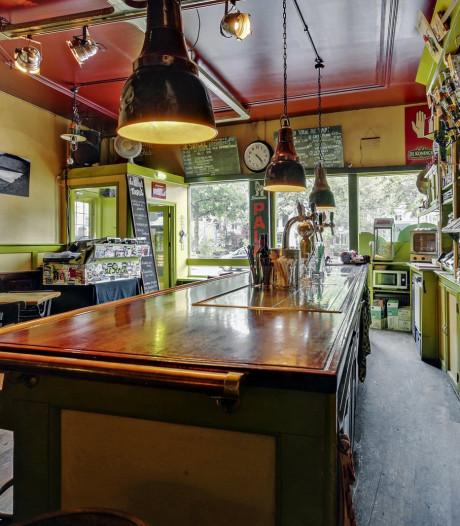 Café en muziekpodium De Singel in Zwolle te koop