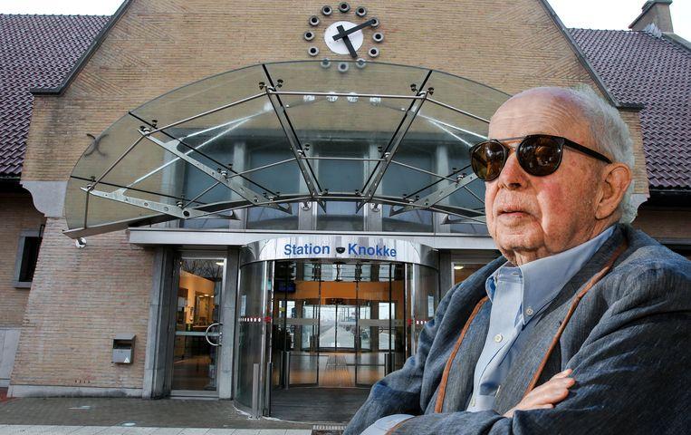 """""""Als de NMBS niet snel een actieplan heeft, moeten er geen treinen meer tot in Knokke rijden"""", zegt burgemeester Leopold Lippens."""