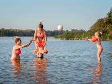 Nog geen duidelijkheid over bacteriële besmetting Randmeer bij Strand Nulde