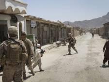 Zelfmoordterroristen vallen politiepost Kabul aan; negen doden