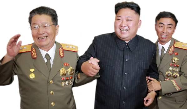 Is geweldloosheid tegenover Noord-Korea nog gepast?