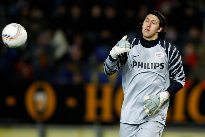 Ramos in 2011 tijdens zijn PSV-tijd.
