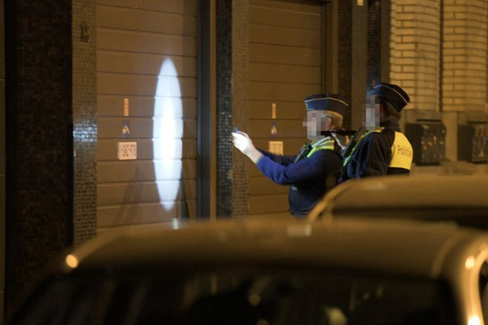 Het schietincident vond plaats in Deurne.