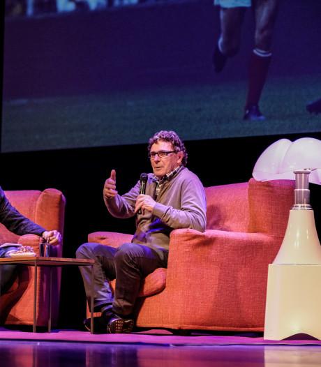 Willem van Hanegem in het theater: Bijzondere avond met de Kromme