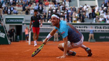 Matchfixing, vroeg het huis uit en nooit eerder gewonnen op een Grand Slam: vijf weetjes over Roland Garros-sensatie en Goffin-killer Cecchinato