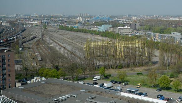 Spoor Oost, de nieuwe locatie van de Sinksenfoor?