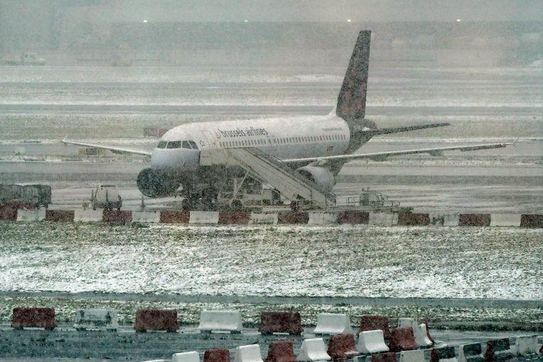 Op 11 december vorig jaar moest de maatschappij 218 vluchten annuleren.
