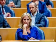 SP-fractievoorzitter Lilian Marijnissen keert terug op haar oude school, het TBL in Oss