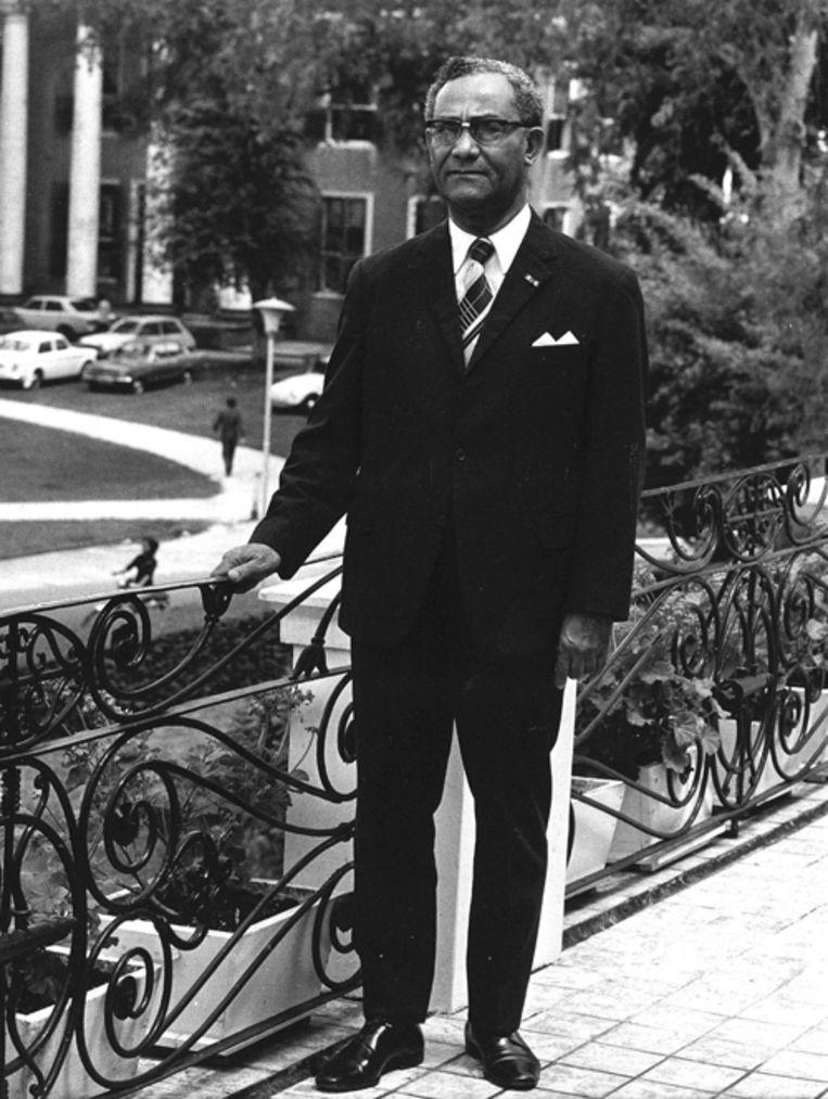 Johan Ferrier (1910-2010). Foto ANP Beeld