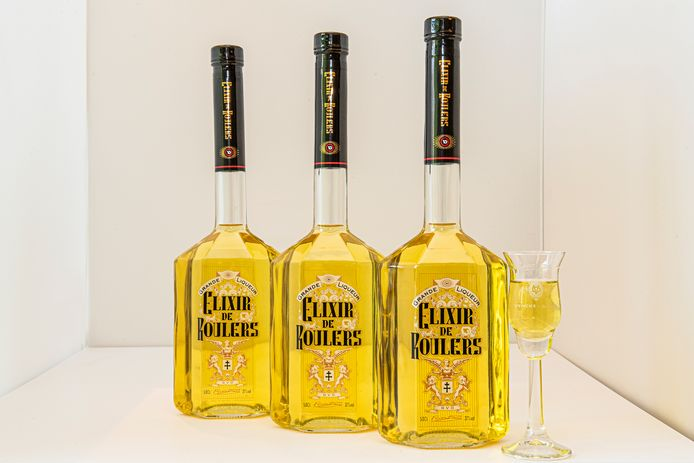Elixir de Roulers, het vloeibare goud van Roeselare.