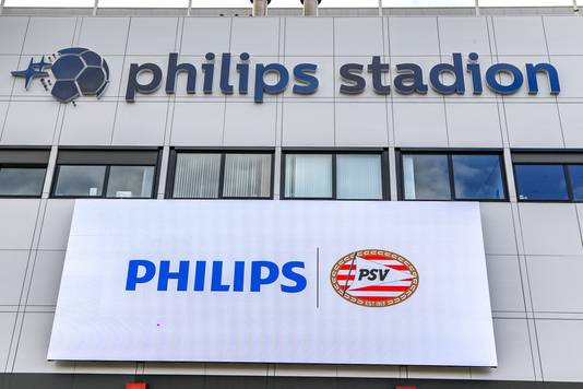 Het Philipsstadion.