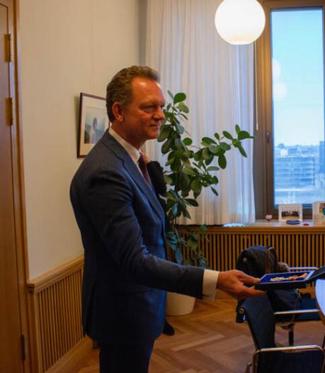 Fred Westerbeke benoemd tot Commandeur in Orde van Oranje-Nassau