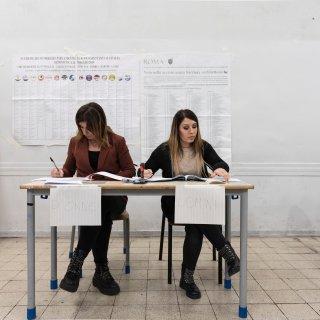 Bij de Europese verkiezingen komt toch echt Italië eerst