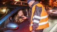 Winter-BOB-controles: vijf bestuurders moeten rijbewijs inleveren