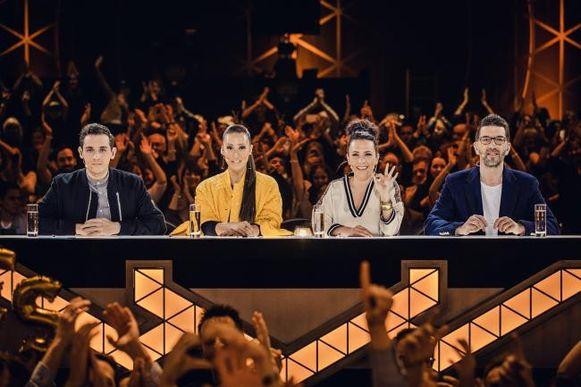De jury kreeg het op sociale media hard te verduren.