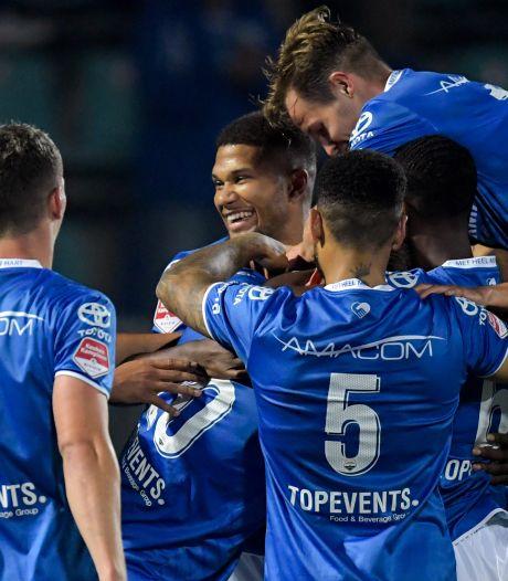 Jeugdig en fris FC Den Bosch wint ook zijn tweede thuiswedstrijd