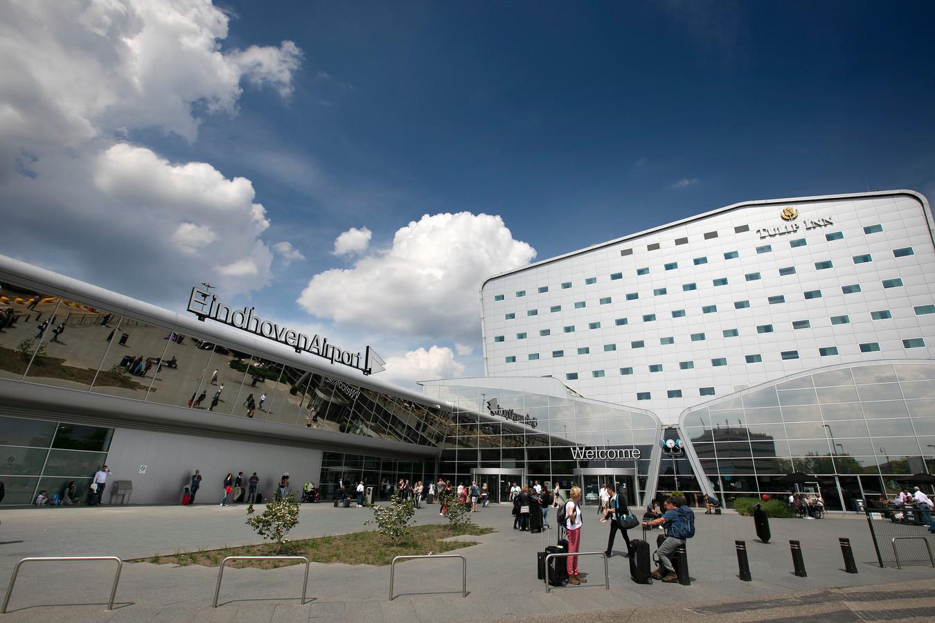 Eindhoven Airport.
