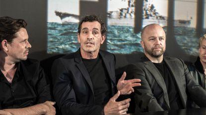 Koen De Bouw & Sven De Ridder spelen verzetshelden in duikbootfilm 'Torpedo'