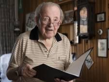 Eibergse Huub Ras (90) is 65 jaar bij mannenkoor: 'Ik zing nog als de beste'