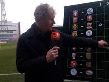 'Profeet' Jan van Grinsven voorspelt: FC Eindhoven verliest, Helmond Sport pakt puntje