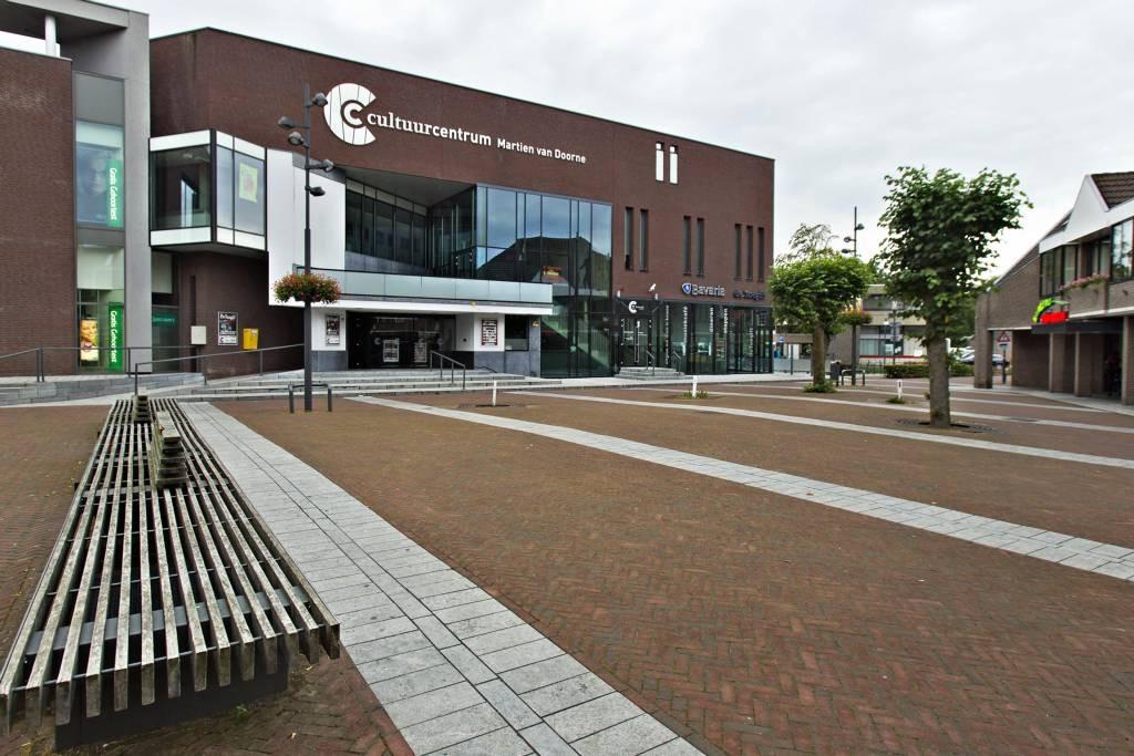 Het Cultuurcentrum in Deurne gaat volop samenwerking met De Ruchte in Someren.