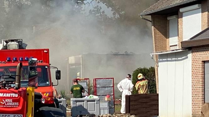 """Zware brand legt woning/kapsalon in de as: """"Er was zelfs geen tijd om ook maar iets van spullen te redden"""""""
