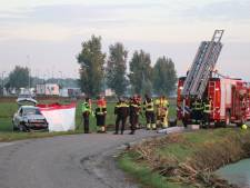 Automobilist (42) komt om het leven bij ongeval in Hedel