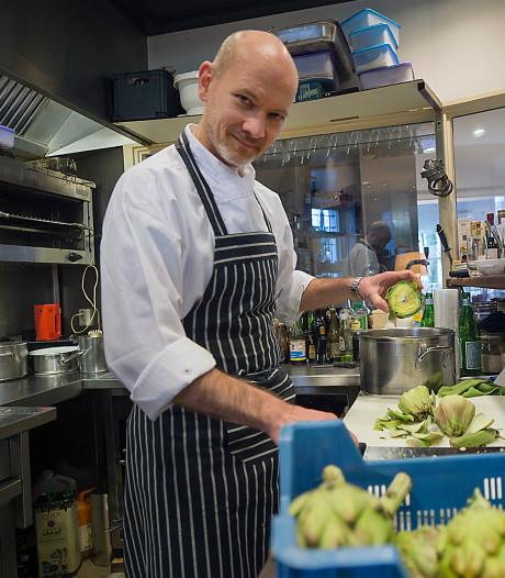 Restaurant De Steenen Tafel uit Arnhem nieuw in Lekker Top-100