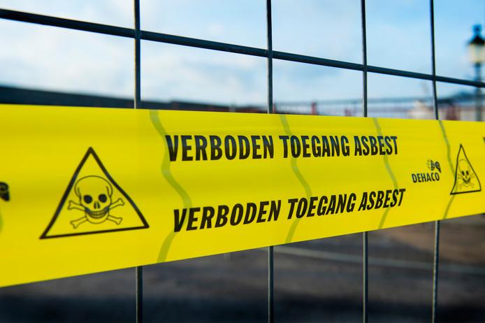 ,,Volgende week start de asbestverwijdering en de sloop van de bedrijfspanden op de Zeuven Heuvels.''