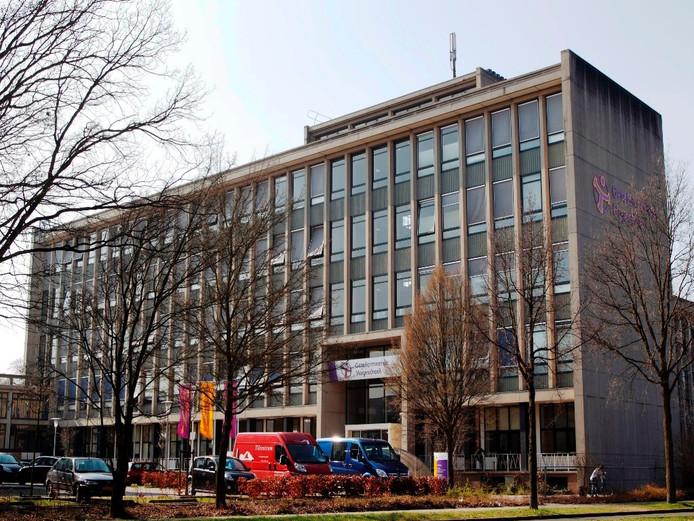 De Gereformeerde Hogeschool Zwolle.