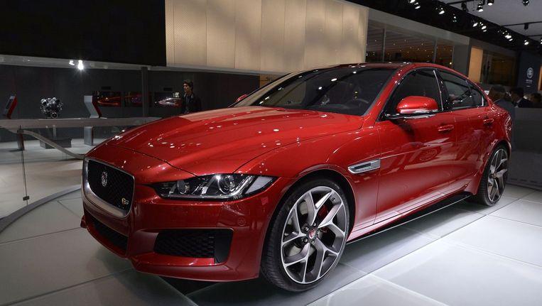 De Jaguar XE. Beeld anp