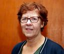 Voorzitter en alt Annelies van Damme van koor VolLuid.