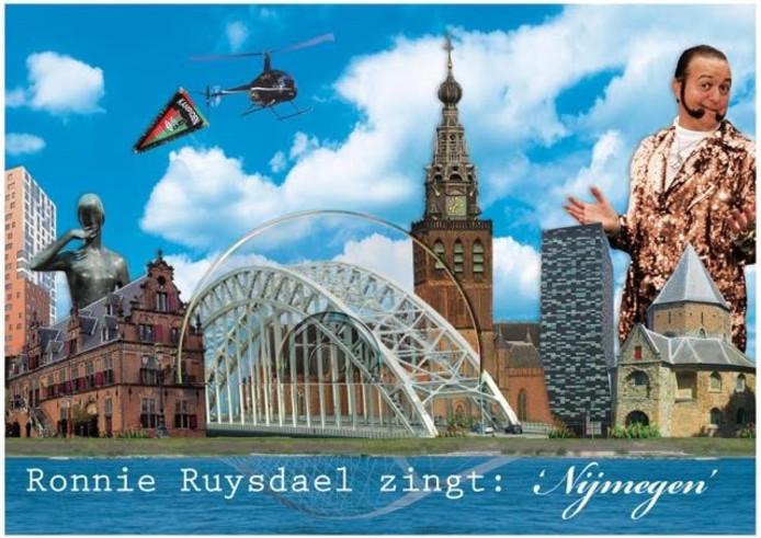 Ronnie Ruysdael.