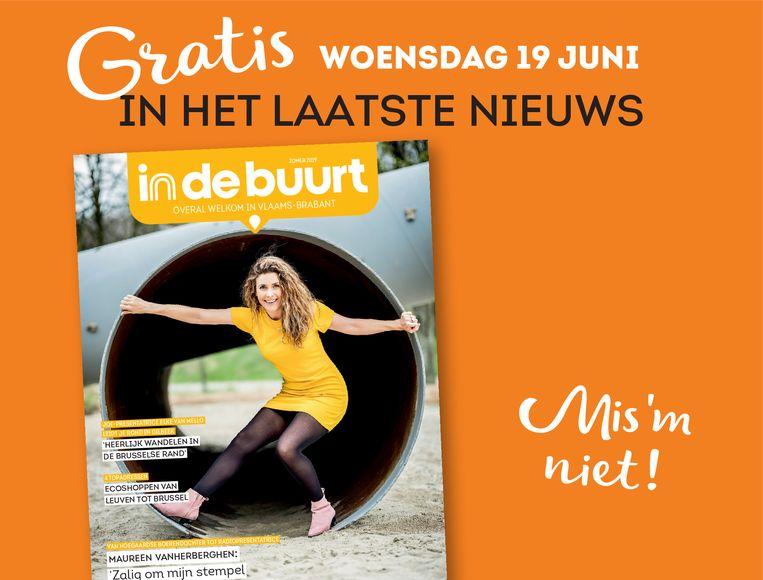 Cover In De Buurt