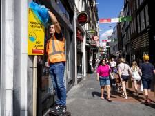 Boete voor overtreden mondkapjesplicht wordt 95 euro