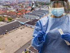 Grote corona-teststraat in IJsselhallen in Zwolle: 'Ook ideaal voor vaccineren straks'