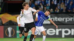 """Sander Berge aast op revanche tegen Sarpsborg: """"Toen was het mannen tegen jongetjes. Mag niet meer gebeuren"""""""