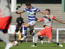 De Graafschap wint nipt van FC Eindhoven op Wageningse Berg