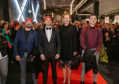 Prijzenregen bij jubileum Filmstarz